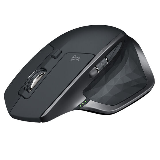 Logitech MX Master 2S wireless Mouse - Graphite - 910-005131