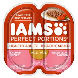 IAMS Perfect Portions for Cats - Salmon - 75g