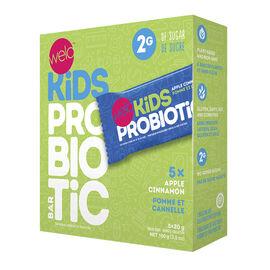 Welo Kids Probiotic Bars - Apple Cinnamon - 5 Pack