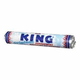 King Peppermint Candy Rolls - 44g
