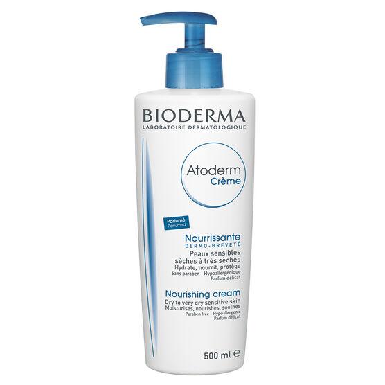 Bioderma Atoderm Perfumed Cream - 500ml