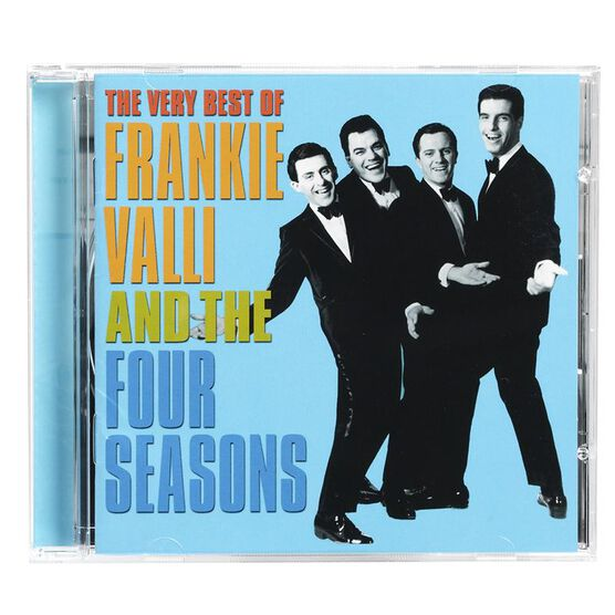 Frankie Valli and The Four Seasons - The Very Best Of - CD
