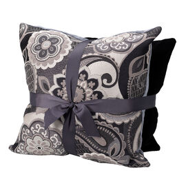 Polyester Filled Cushions - Assorted - 2 pack