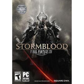 PC Final Fantasy Stormblood