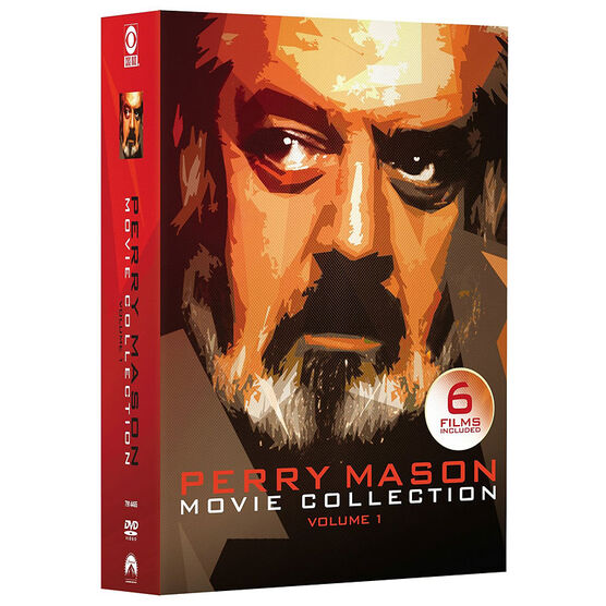 Perry Mason Movie Collection: Volume 1 - DVD