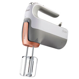 Oster HeatSoft Hand Mixer - White - FPSTHMSNCW