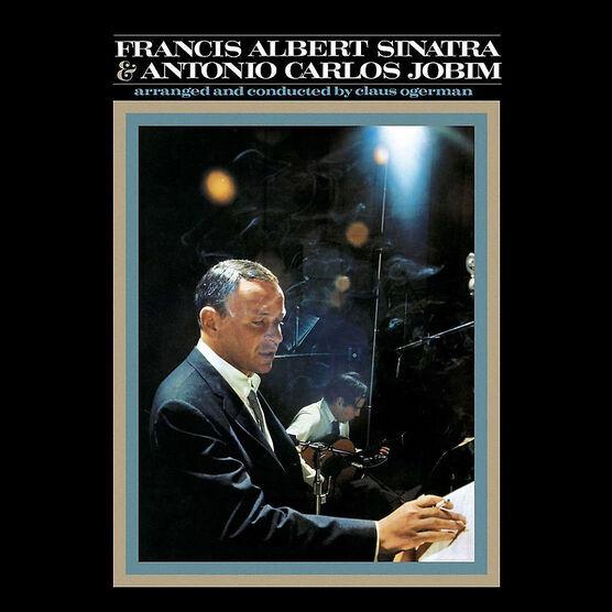 Francis Albert Sinatra and Antonio Carlos Jobim - CD