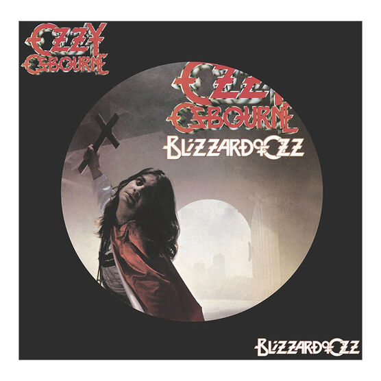 Ozzy Osbourne - Blizzard of Ozz - Picture Disc Vinyl