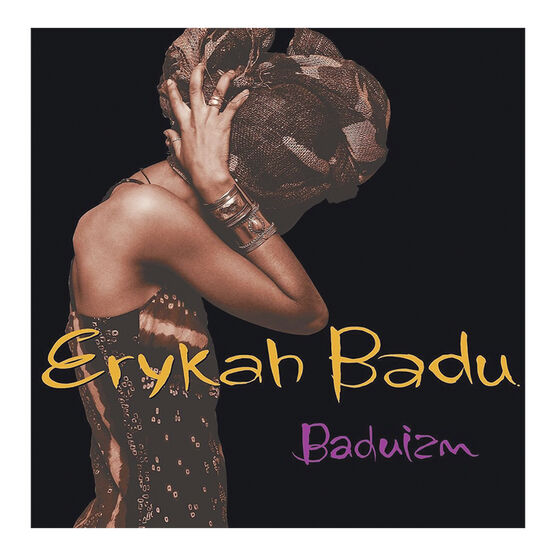 Erykah Badu - Baduizm - Vinyl