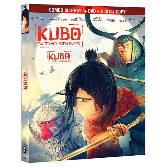 Kubo and the Two Strings - Blu-ray