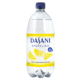Dasani Sparkling Water - Lemon - 1L
