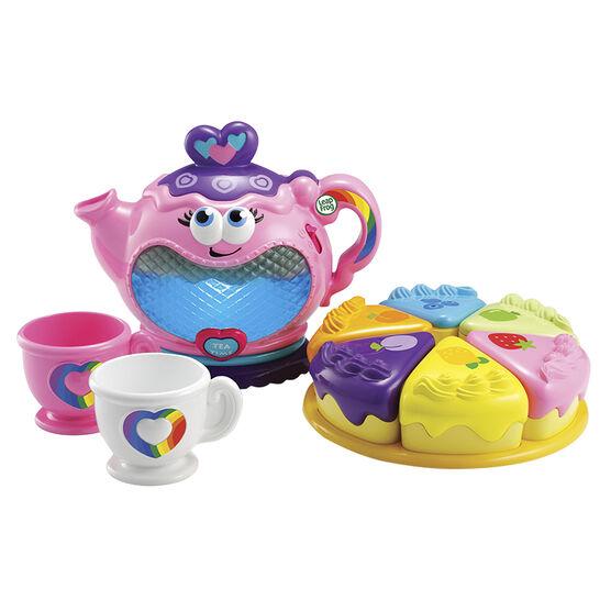 LeapFrog Rainbow Tea Party - 8082225E