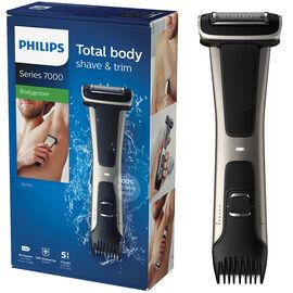 Philips Bodygroom Series 7000 Total Body Shave & Trim - Chrome - BG7025/15