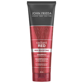 John Frieda Radiant Red Colour Protecting Daily Shampoo - 250ml