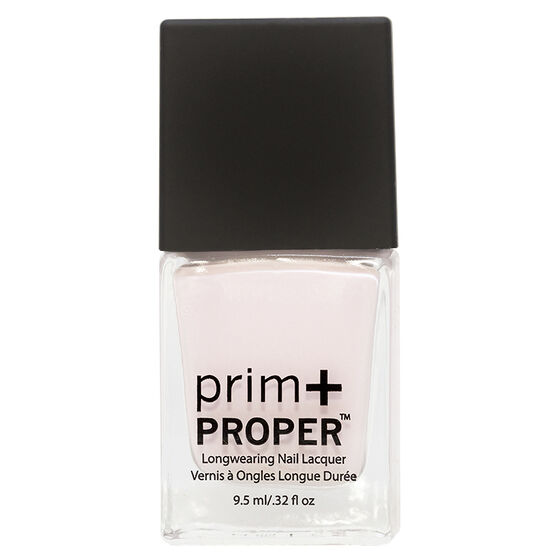 Prim + Proper Nail Lacquer - I Only Pink in French