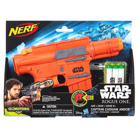 Nerf Star Wars Captain Cassian Andor - B7764