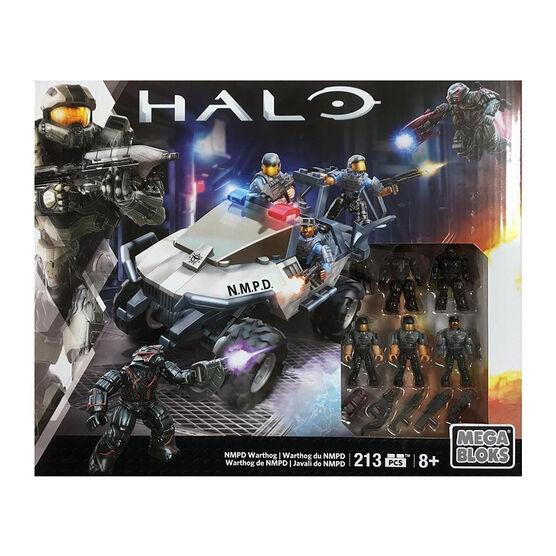 Mega Bloks Halo NMPD - Warthog