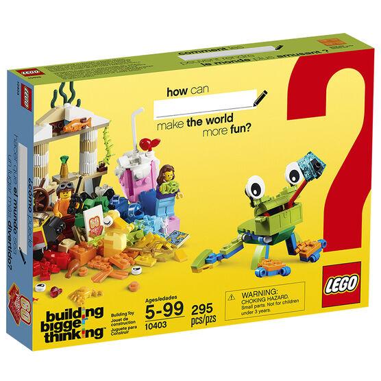LEGO Classic - World Fun