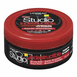 L'Oreal Studio Line Indestructible Sculpting Wax - 75ml