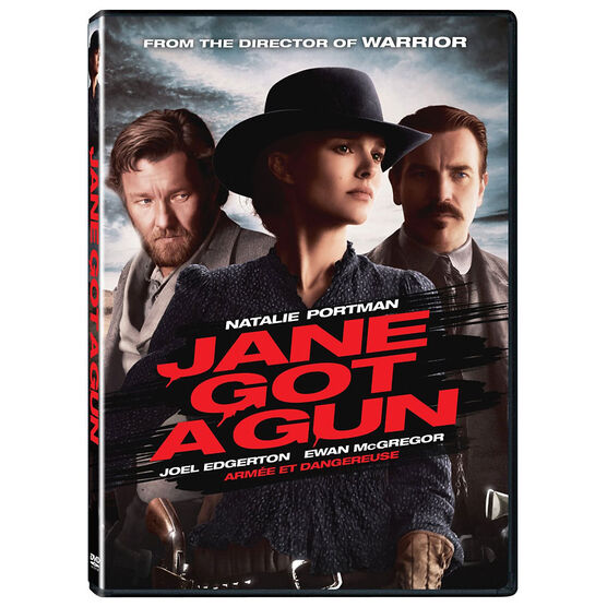 Jane Got a Gun - DVD