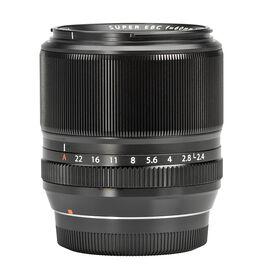 Fuji XF 60mm F2.4 Macro Lens