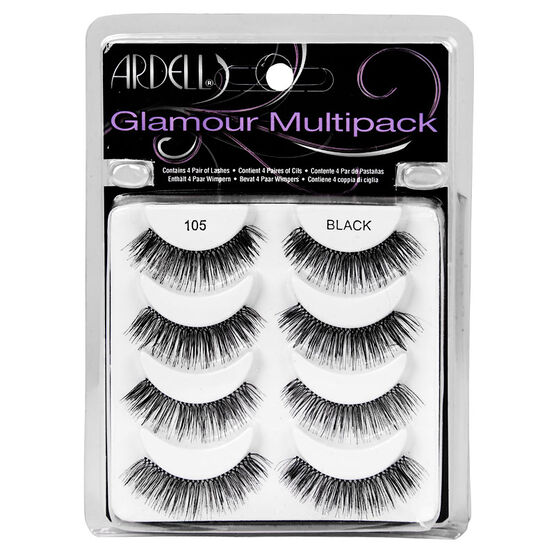 Ardell Fashion Lash 105 - Multipack