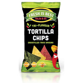 Fresh is Best Tortilla Chips - 325g