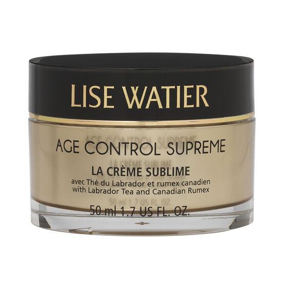 Lise Watier Age Control Supreme La Crème Sublime - 50ml
