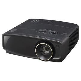 JVC 4K UHD DLP Projector - Black - LXUH1B