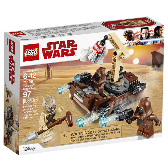 LEGO Star Wars - Tatooine Battle Pack