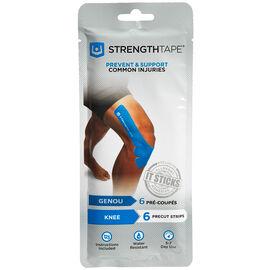 StrengthTape Kinesiology Tape - Knee - 6's