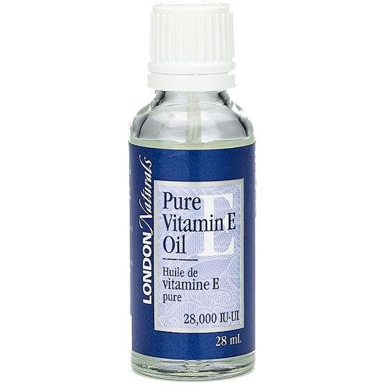 London Naturals Pure Vitamin E Oil 28,000 IU - 28ml