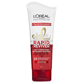 L'Oreal Rapid Reviver Color Radiance Daily Conditioner - 180ml