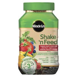 Miracle Gro Shake 'N Feed - Tomato, Fruits & Vegetable - 453g