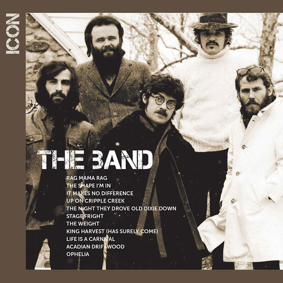The Band - Icon - CD