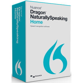Dragon NaturallySpeaking 13 - Home Edition for Windows