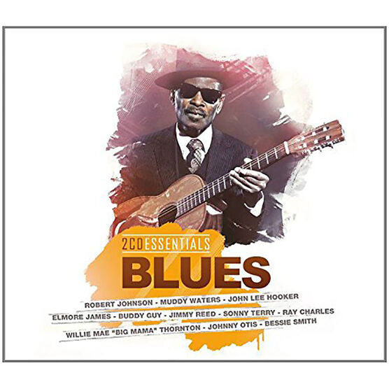 Various Artists - Blues Essentials - 2 CD