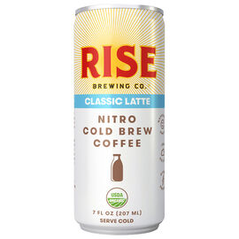 Rise Brewing Nitro Cold Brew Coffee - 207ml