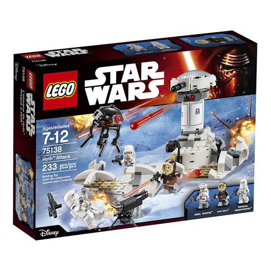 LEGO Star Wars - Hoth Attack