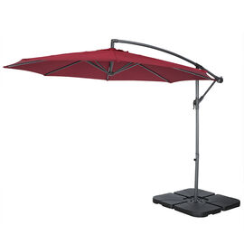 Bond Cantilever Olefin Umbrella Set - 10ft