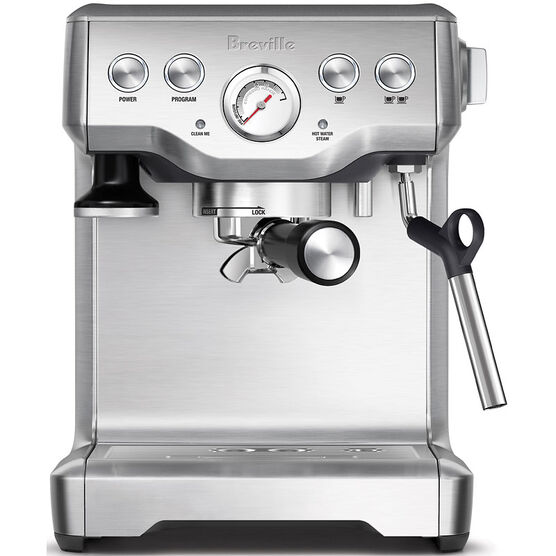 Breville Infuser Die Cast Espresso Maker - BREBES840XL