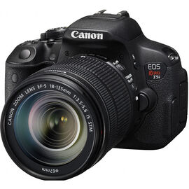 Canon EOS Rebel T5i with 18-135mm IS Lens - Open Box Display Model