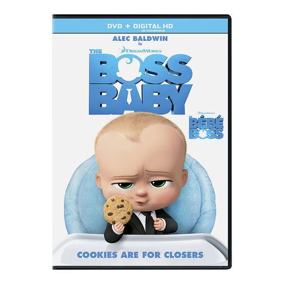 The Boss Baby - DVD