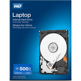 Western Digital Everyday Mainstream Laptop Hard Drive
