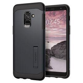 Spigen Slim Armor Case for Samsung Galaxy A8 - Metal Slate - SGP590CS22752