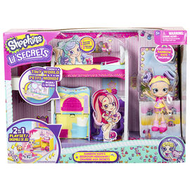 Shopkins Lil Secrets 2-in-1 Playset Series 1 - Assorted