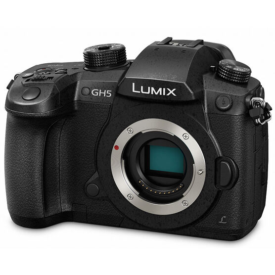 Panasonic LUMIX GH5 Body - Black - DCGH5K