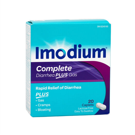 Imodium Complete - 20's