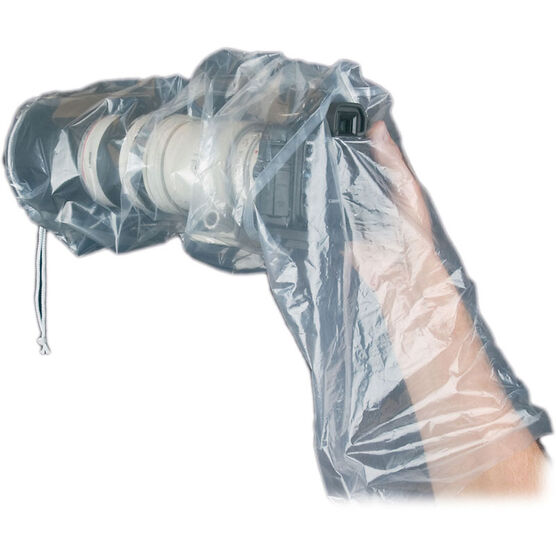 Op Tech Rainsleeve for SLR Camera - Clear - 2 Pack - 9001132