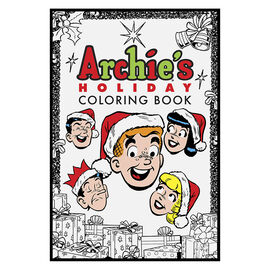 Archie's Holiday Colouring Book